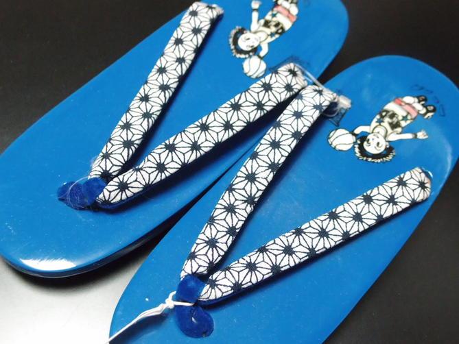 【子供用下駄】男児用下駄 ゲタ 祭用履物 祭り用靴 雪駄 サンダル 草履 19.5cm(18.5~19.5cm用)あす楽【新品】