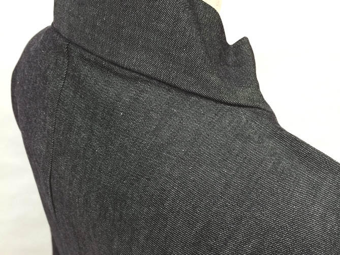 【在庫処分】人気の木綿デニム着物・紳士物のみの在庫となります。