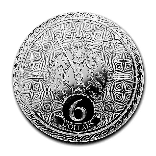 クロノス銀貨 1オンス 2020年製