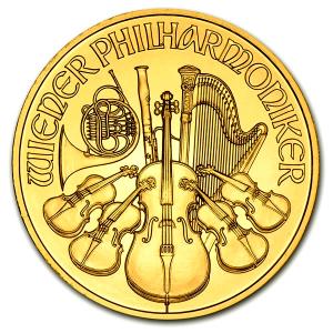 ウィーン金貨 1/2オンス ランダム・イヤー オーストリア造幣局発行