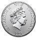 NZ 干支ウシ銀貨 オックス 1オンス 2021年