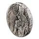 エジプト神ホルス銀貨 2オンス