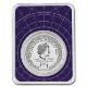 【12星座】 さそり座銀貨 1オンス 2021年製 ブリスターパック入り
