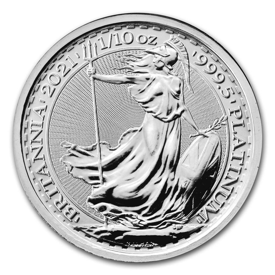プラチナコイン