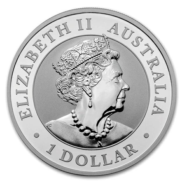 ナゲット銀貨 1オンス 2020年製