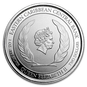 フラミンゴ銀貨 1オンス 2018年製