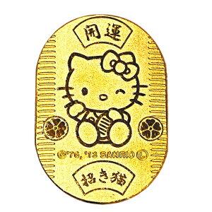 【中古】  サンリオ ハローキティ 純金小判 10g