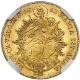 ハンガリー 1848年 フェルディナント5世 1ダカット金貨 NGC-MS61