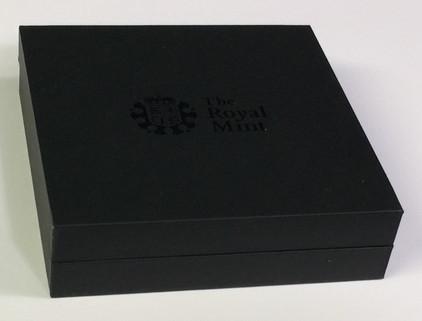 【動画あり】グレートブリテン2019年ウナとライオンプルーフ2オンス5ポンド銀貨NGC社PF69UCAM 箱付き 5779785-002