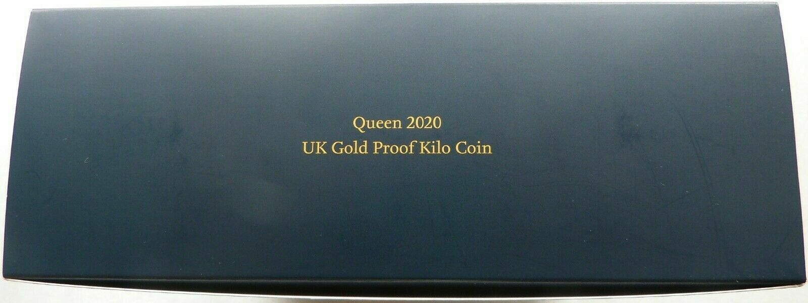 グレートブリテン 2020年 音楽の伝説シリーズ クイーン 1KG1000ポンドプルーフ金貨新品箱付き
