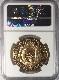 【トップグレード残存5枚】1989年グレートブリテン エリザベス2世 500周年記念 5ポンド金貨 NGC PF70UCAM
