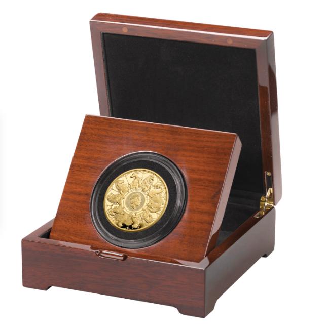 グレートブリテン クイーンズビースト2021年10ビーストコンプリート 500ポンド金貨 NGC-PF70 UCAM ファーストリリース 箱付き