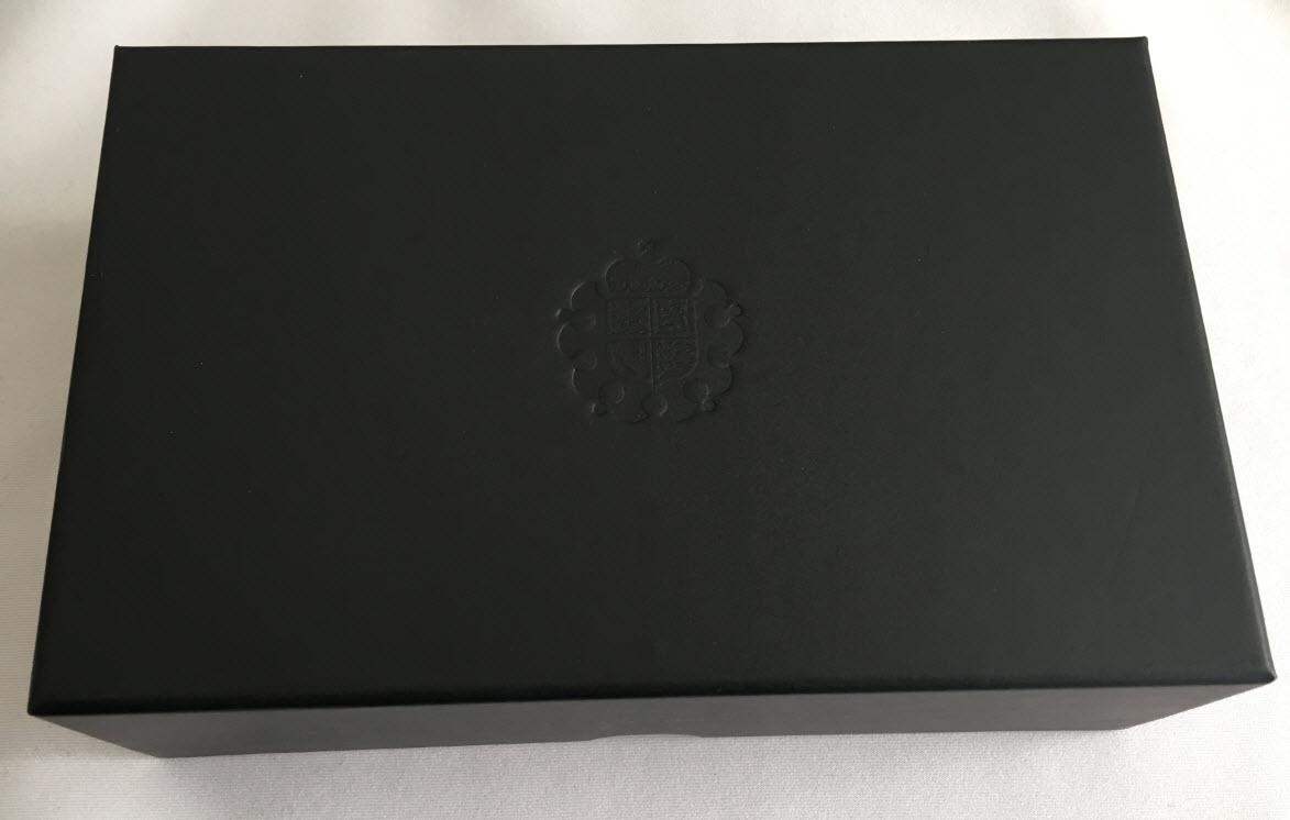 【動画あり】200周年 2017年グレートブリテン プルーフ3枚セットNGC社PF70UCAM箱付き