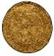 グレートブリテン ヘンリー7世(1505-1509) エンジェル金貨 PCGS-AU53