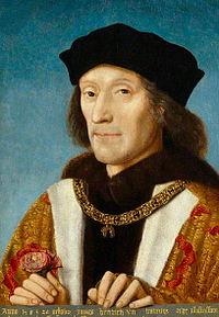 【動画あり】グレートブリテン ヘンリー8世(1544-1547) エンジェル金貨 PCGS-AU58