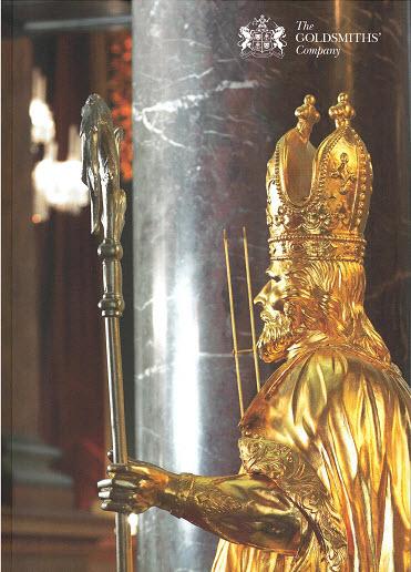 グレートブリテン-トライアル・オブ・ザ・ピクス2018年エリザベスII世65周年記念サファイアコロネーション5ポンド金貨ブック付き1