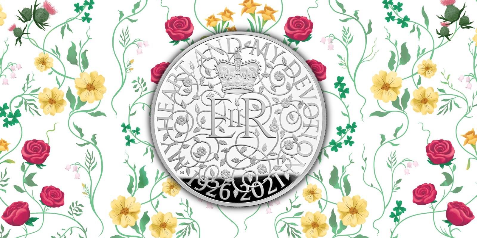 グレートブリテン2021年エリザベス女王生誕95周年5オンス10ポンド金貨NGC PF70 UCAM ファーストリリース-オリジナル箱付き