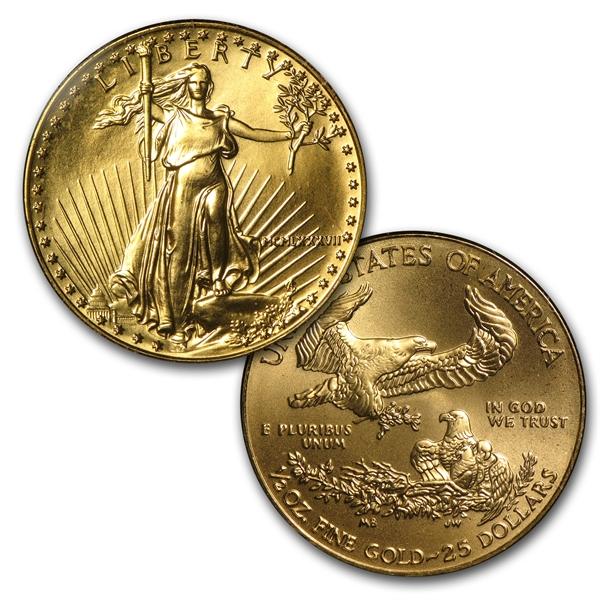 1986-2013年 1/2 oz 25ドルイーグル金貨28 Coin Collection(28枚セット)