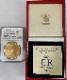 【動画あり】グレートブリテン1993年エリザベスII世戴冠40周年5ポンドプルーフ金貨NGC-PF70UCAM箱付き
