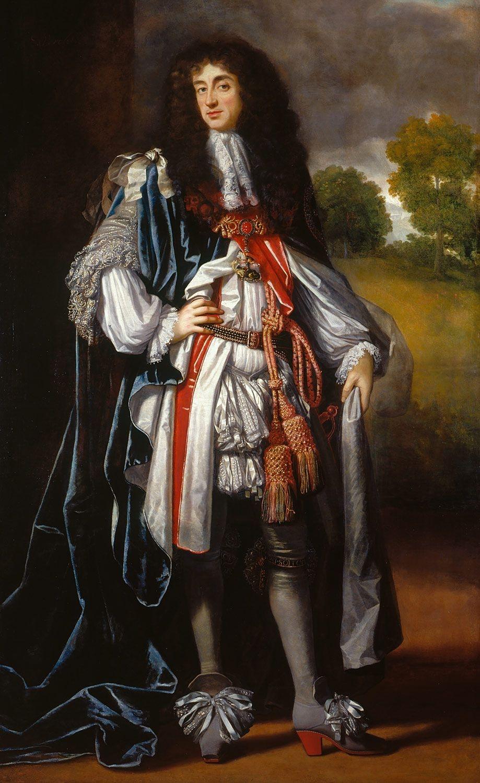 【動画あり】グレートブリテン1682年2ギニー金貨チャールズ2世 エレファント アンド キャッスルAU58 NGC