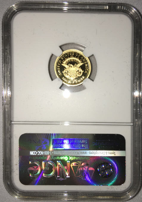 【動画あり】コイン投資スタートパック1849 1/10オンス Gold ダブルイーグル スミソニアンコレクション NGC GEM Proof+書籍 超富裕層だけが知る資産防衛の裏技 アンティークコイン投資