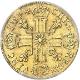 【動画あり】フランス 1712年 ルイ14世 ルイドール金貨1712-Pau PCGS MS62