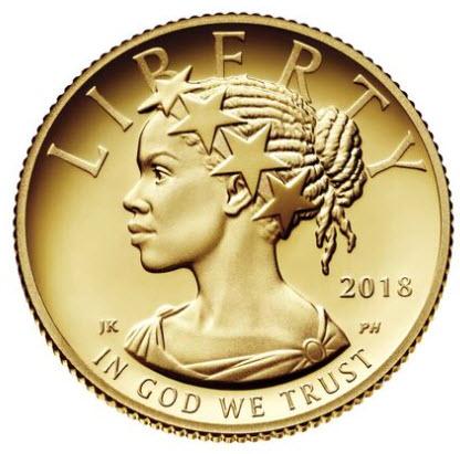 アメリカ10ドル金貨2018-W年アメリカンリバティ・ハイリリーフPCGS-PR70DCAMクリーブランドサイン入り-40226974