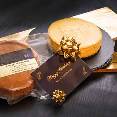 Golden CheeseギフトパックA ニューヨークチーズケーキ