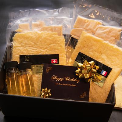 Golden CheeseギフトパックB チーズフォンデュ