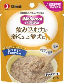 メディコート ライフアシスト ミルク仕立て 60g
