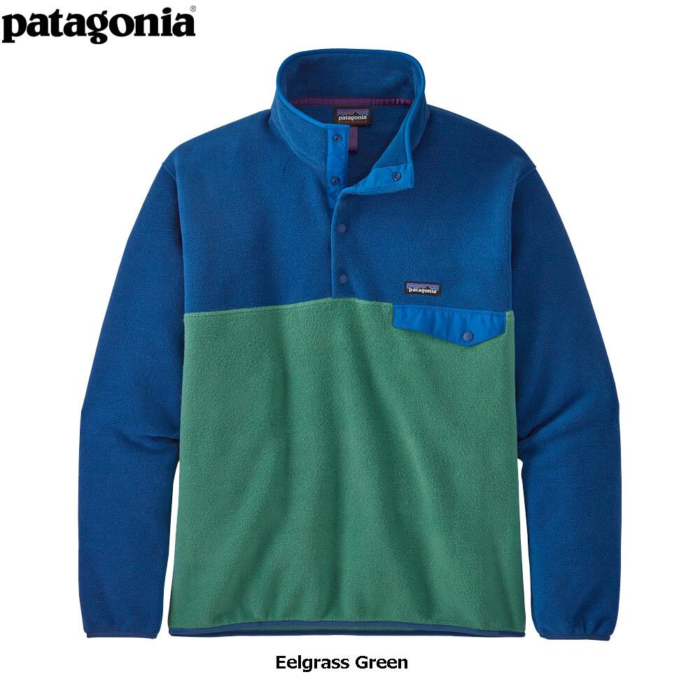 ライトウェイト・シンチラ・スナップT・プルオーバー 25580 / 【patagonia パタゴニア】