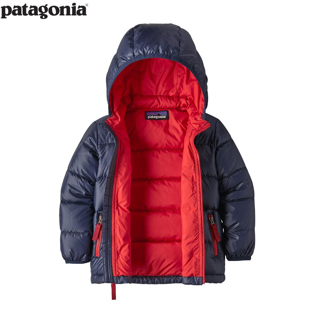 ベビー・ハイロフト・ダウン・セーター・フーディ 60493 / 【patagonia パタゴニア】