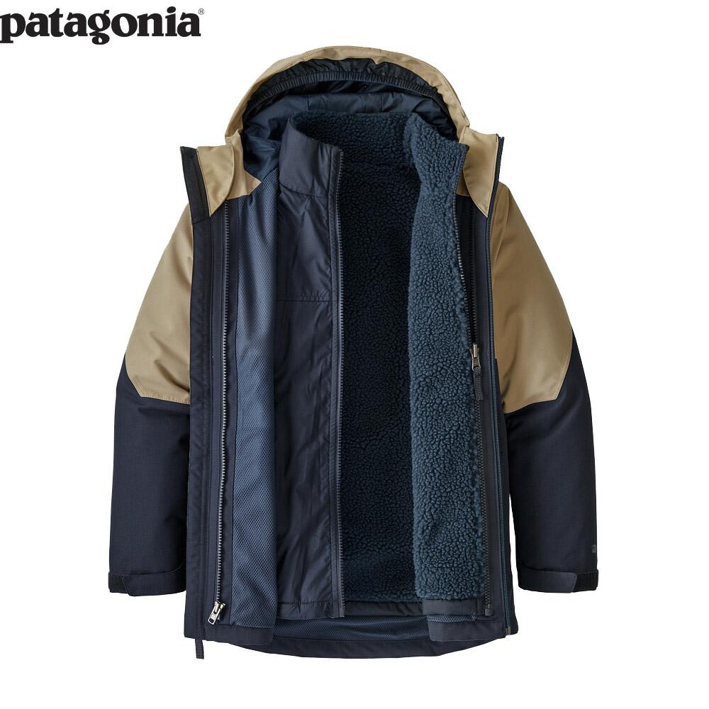 ボーイズ・フォーインワン・エブリデー・ジャケット 68035 / 【patagonia パタゴニア】
