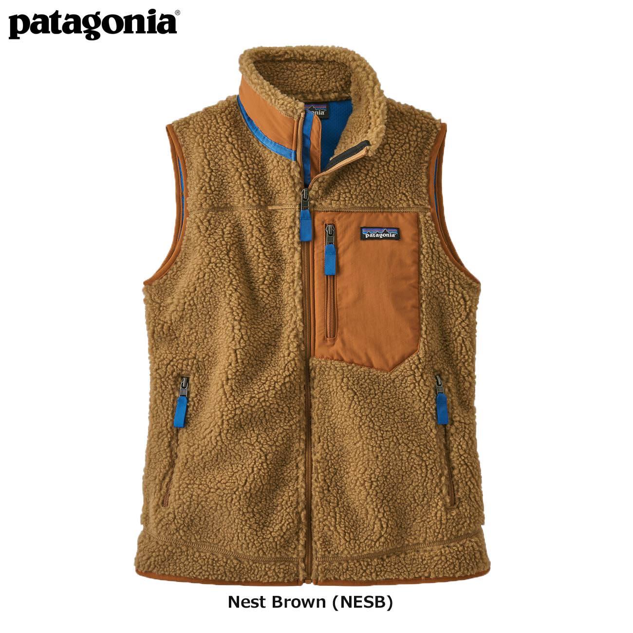 ウィメンズ・クラシック・レトロX・ベスト 23083 / 【patagonia パタゴニア】