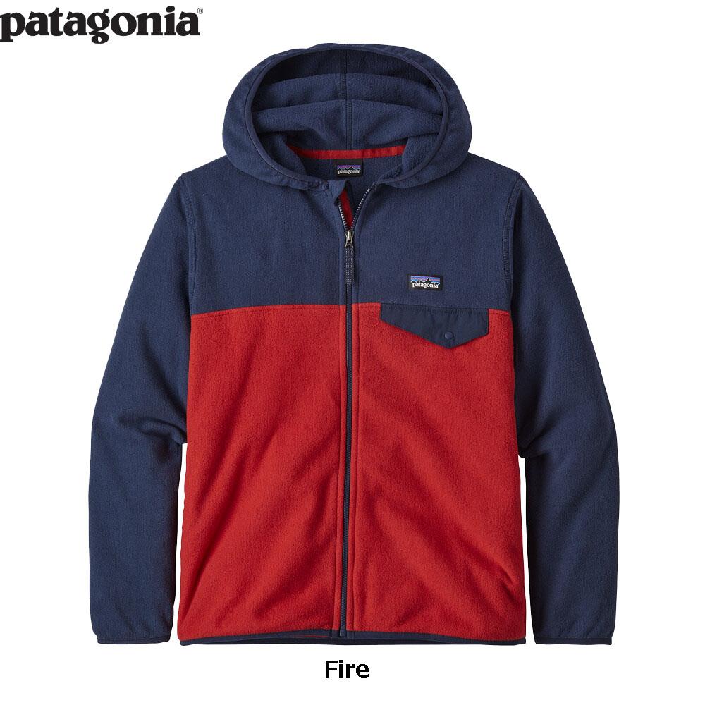 ボーイズ・マイクロD・スナップT・ジャケット 65465 / 【patagonia パタゴニア】