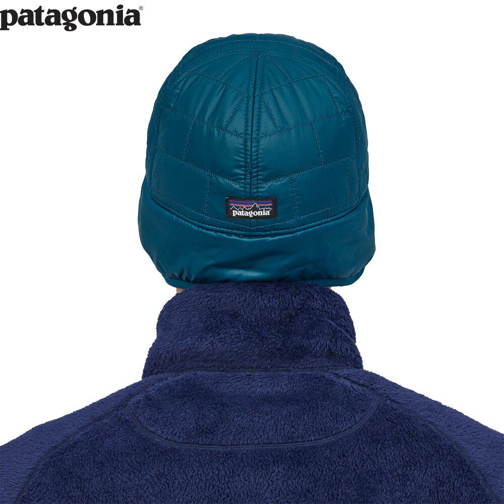 【2019 SALE】 ナノ・パフ・イヤーフラップ・キャップ 33561/ 【patagonia パタゴニア】