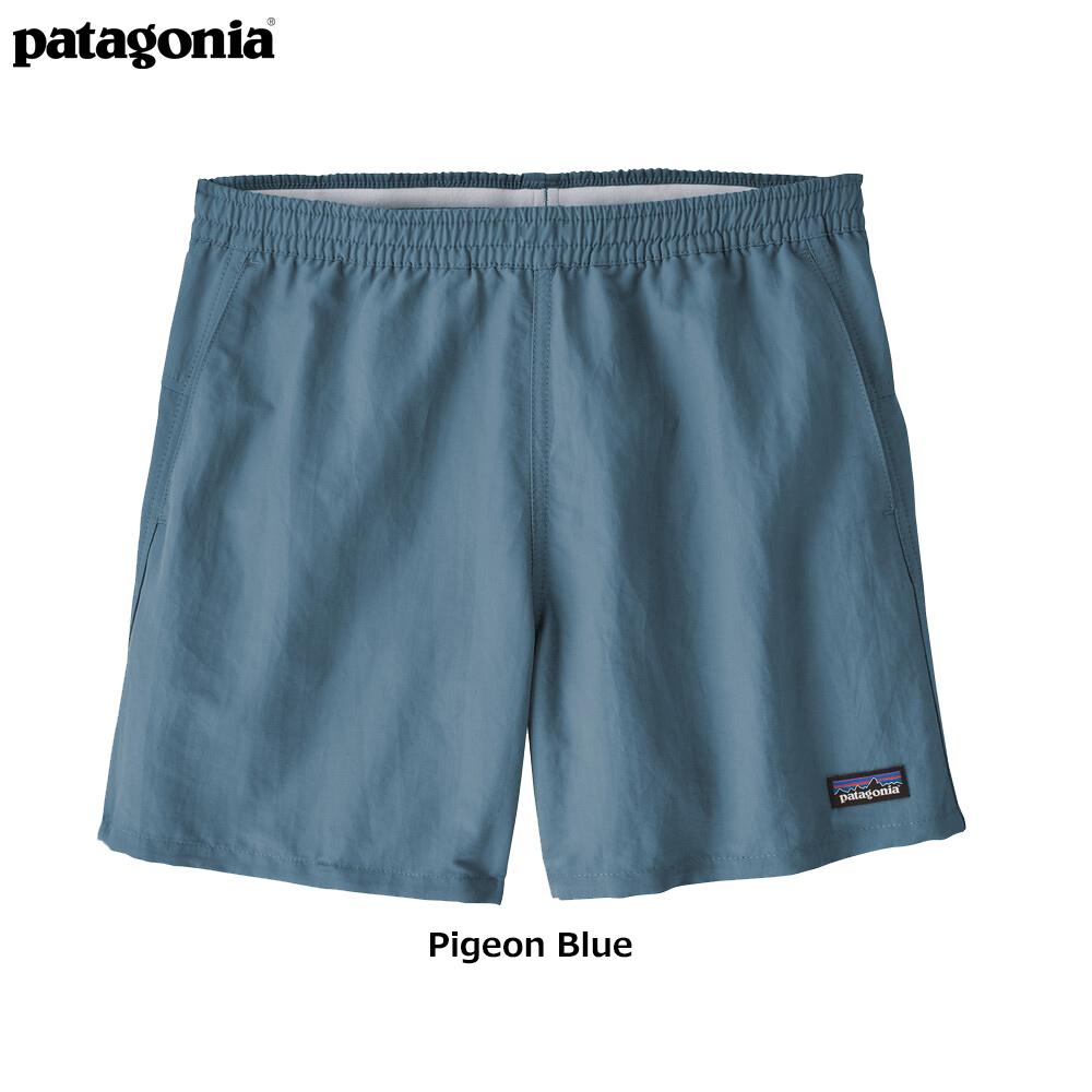 ウィメンズ・バギーズ・ショーツ 5インチ 57058 / 【patagonia パタゴニア】