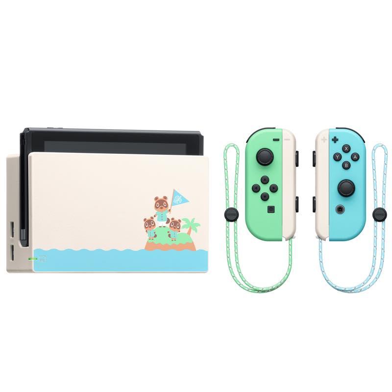 Nintendo Switch あつまれ どうぶつの森セット HAD-S-KEAGC 任天堂 Switch