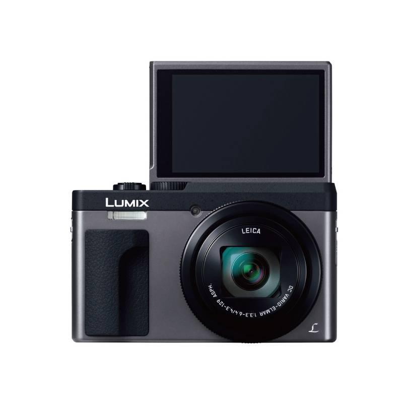 DC-TZ90-S ◆ パナソニック LUMIX シルバー コンパクトデジタルカメラ Panasonic