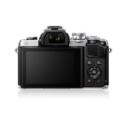 OM-D E-M10 Mark III ボディ [シルバー] ◆ オリンパス デジタル一眼レフカメラ OLYMPUS