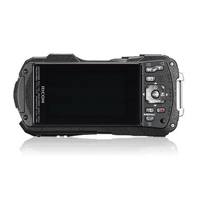 WG-60 レッド ◆ リコー 1600万画素 防水 コンパクトデジタルカメラ RICOH