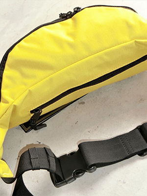 【SML】FANNY PACK YELLOW