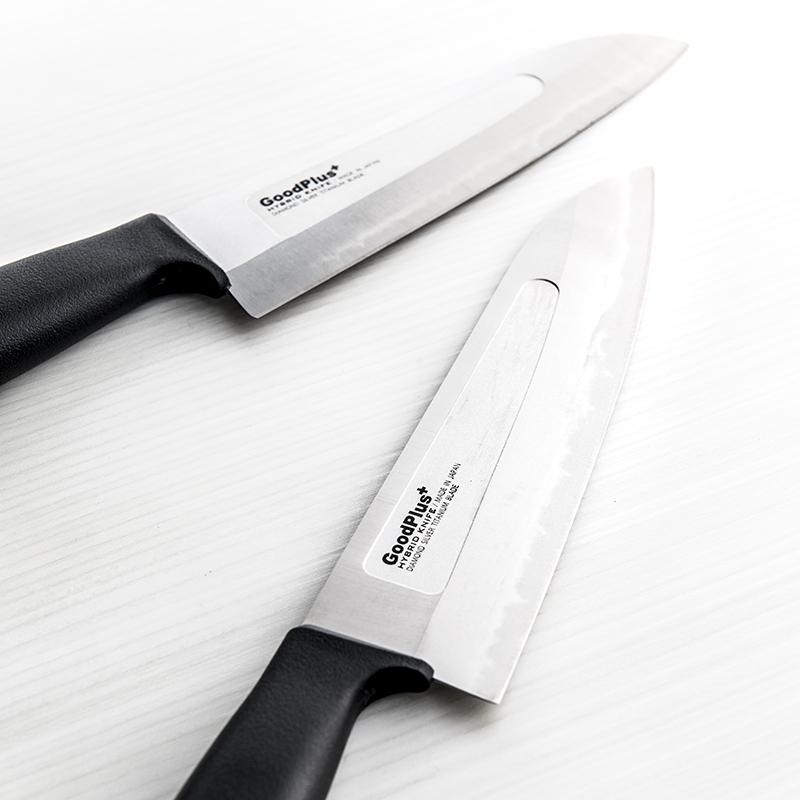 ★グッドプラス ハイブリッド シェフナイフ190� 【日本製】