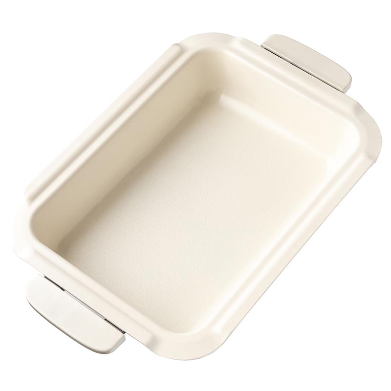 ★グッドプラス キャストプレート専用 セラミックコート鍋