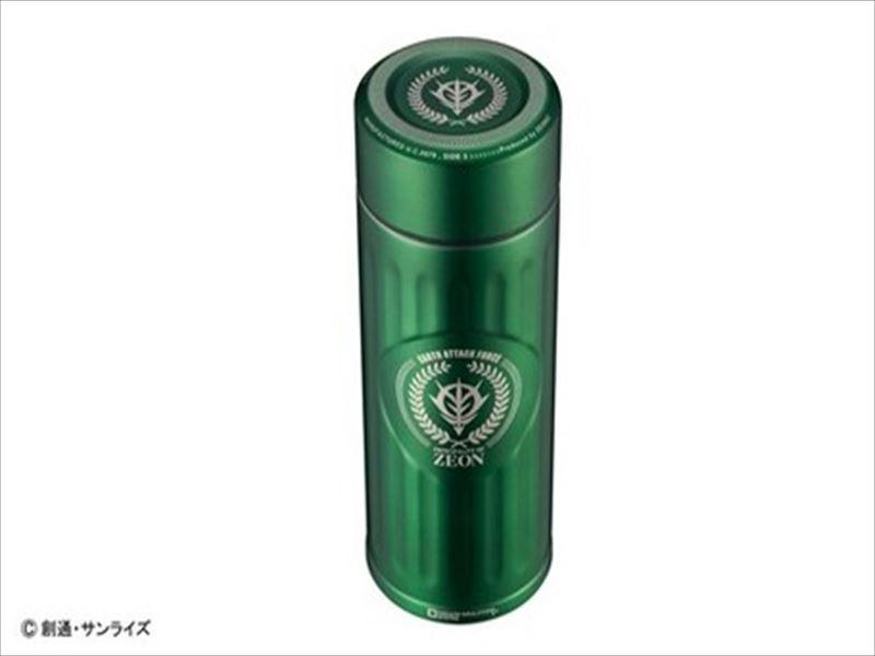 機動戦士ガンダム コーヒーボトル ジオングリーン