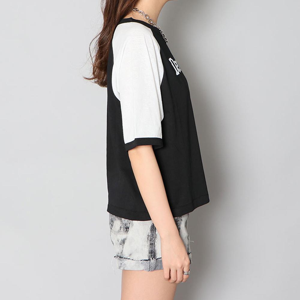 【ネコポス送料無料】DemラグランTシャツ