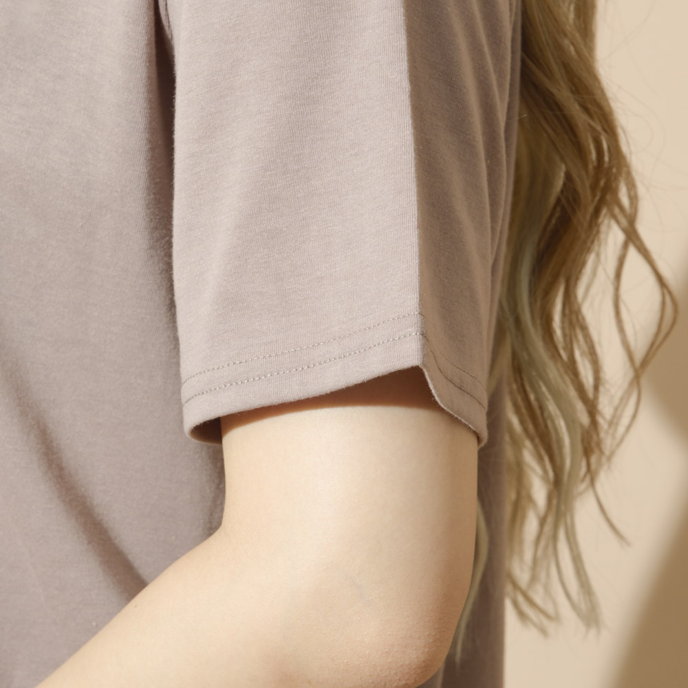 【ネコポス送料無料】無地Tシャツ