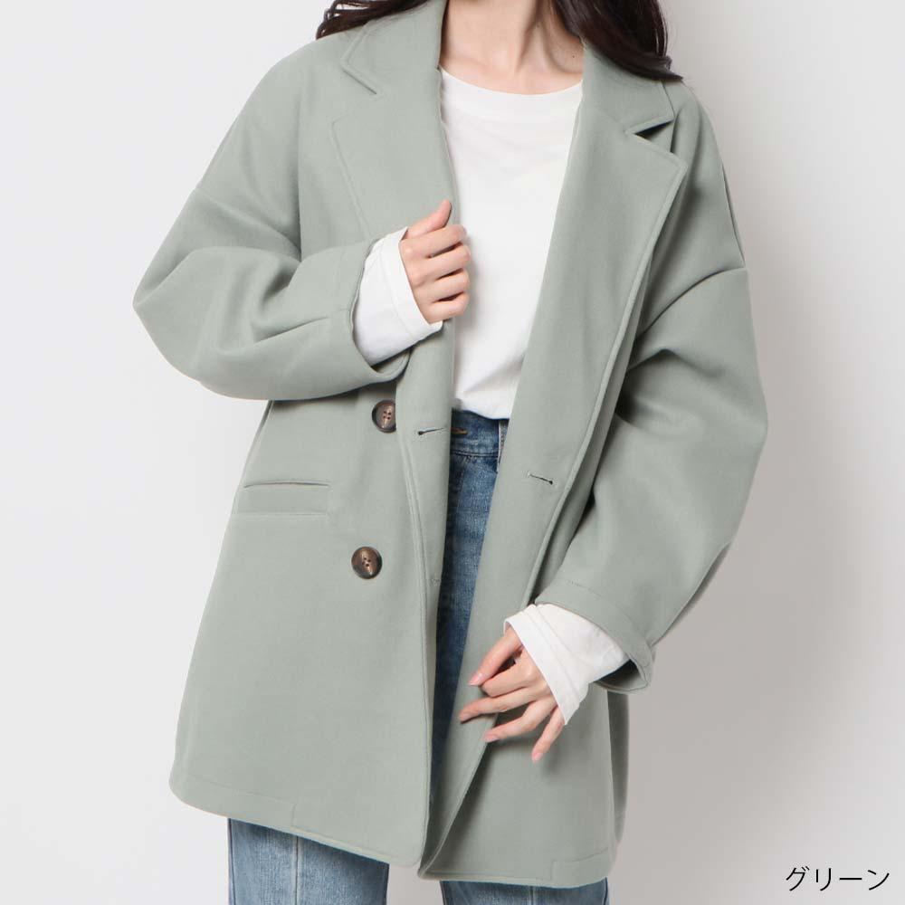 【予約】(9/22発売予定)ダブルハーフコート