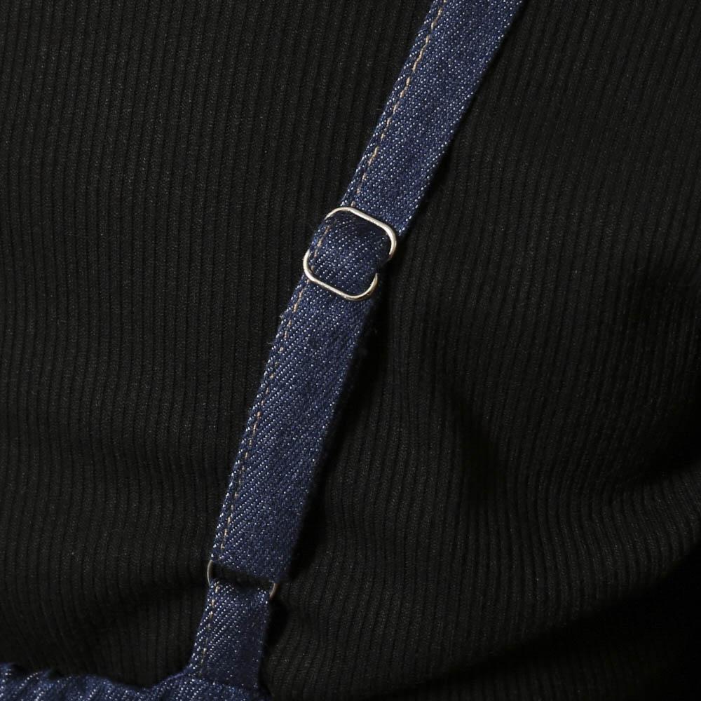 【SET ITEM】デニムプリーツスカート