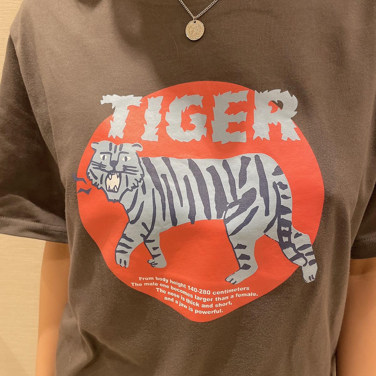 トラPT半袖Tシャツ